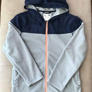 Gymboree fleece jacket for boys size L